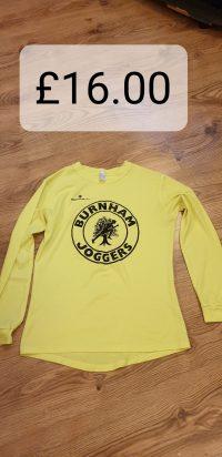 Burnham Joggers Long Sleeve T-Short