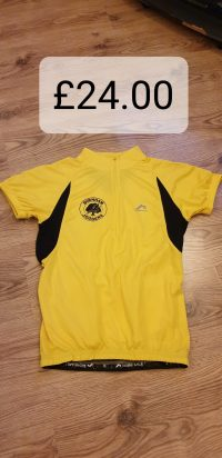 Burnham Joggers Cycling Top Front