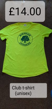 Burnham Joggers Club T-Shirt